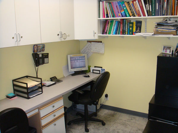 Animal Hospital Office
